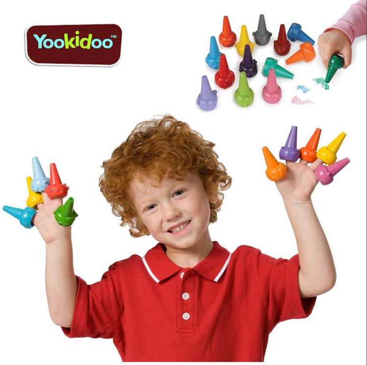 สีเทียนสำหรับเด็ก